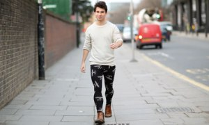 "According to the Washington Post, ""meggings"" were in for 2012 but will give way to plain ol' pants in 2013.  This is apparently the only trend I'll be out ahead of in the coming year."
