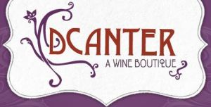 DCanter is DC's newest wine shop, located on Barrack's Row.  An excellent place, and not just because you can buy First Vine wines there.