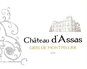 I'm excited to be importing Château d'Assas wines, named for the home of Simone Demangel, who made false identification papers for my father and grandparents in World War II.