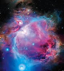 The Orion Nebula -- which actually has something to do with this week's wine selection.  From the Languedoc, of course.