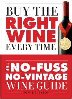 I'm not sure what the medal on the bottom is all about, but this is a good and interesting wine book.