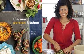 Louisa Shafia's new book is a good introduction to Persian food.  I'll be writing a review soon.