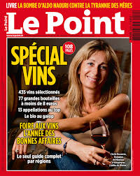 Cécile Dusserre, owner and winemaker of Domaine de Montvac, was featured in Le Point in 2011.  She makes great wines and justifiably receives lots of accolades.