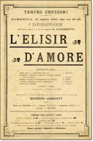 L'Elisir has been performed constantly since it premiered in 1832.  It was the most popular opera in Italy for a 10-year period pre-1850.