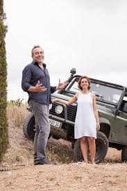 Stephane Mouton and Christine Mouton-Bertoli, owners of Domaine Sainte-Cecile du Parc.  Unfortunately I had to lift this photo from their website -- even though they visited DC I forgot to take a photo!
