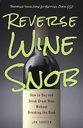 Reverse Wine Snob Cover