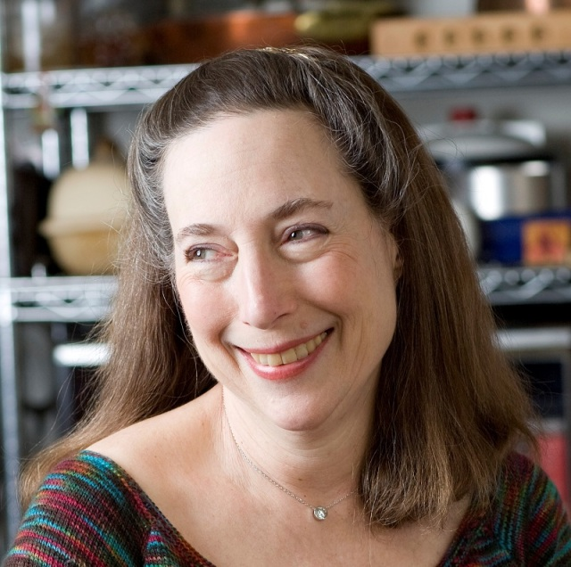 Dessert and cookbook author Rose Levy Beranbaum. Photo by Matthew Septimus