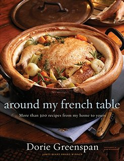 "This week's recipe comes from ""Around My French Table."" The book has become my go-to for things to serve with wine and drinks."