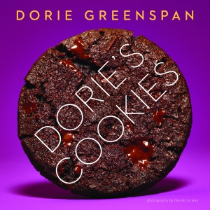 The latest book -- Dorie's Cookies will be out in October 2016.