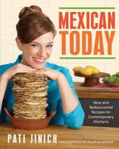 """At a DC event for Pati's new book, """"Mexican Today,"""" she told us that the Food Network was interested in her show -- provided she dyed her hair, got a dog, and lost her accent. Luckily for us, she went to PBS instead."""