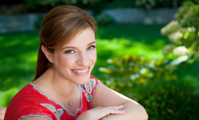 """Pati Jinich, cookbook author and host of """"Pati's Mexican Table"""" on PBS. She's a natural on TV, and every bit as nice in person."""