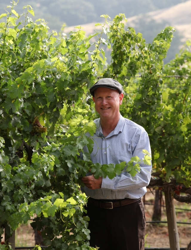 Mark Lyon was the winemaker for Sebastiani Vineyards for 30+ years. This year he struck out on his own with Eco Terreno. He came out professionally in 2004 as part of a newspaper interview about his wines.