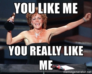 Two surveys on sustainable wine commissioned by sustainable wine organizations produced the expected Sally Field moments this winter.